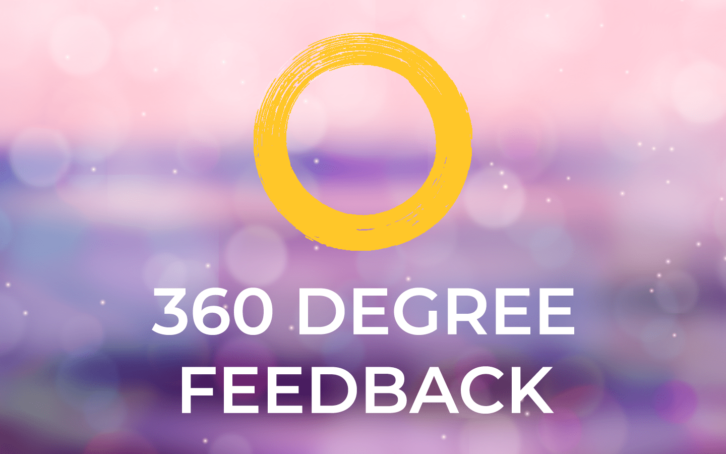 360 degree feedback Key for Change services